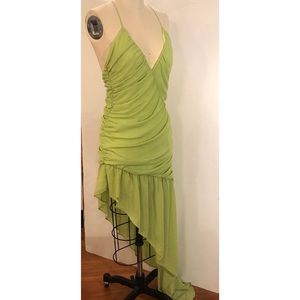 NBD Dresses - NBD Neon Lime Green Dress